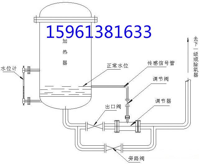 水位信号装置如何接线